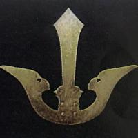 【K-077】前立 三つ鍬