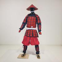【O-072】●赤畳鎧(日覆無し)