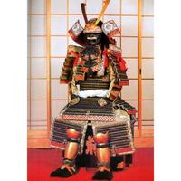 【O-008】紺糸威金大札鎧(こんいとおどしきんおおざねよろい)