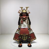 【O-003】赤糸威本大札大鎧(あかいとおどしほんおおざねおおよろい)