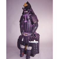 【O-021】紫糸威伊予二枚胴具足(むらさきいとおどしいよにまいどうぐそく)