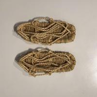 【B-096】草鞋22cm
