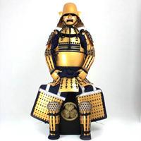 【Y-045】徳川家康金溜素懸鎧(梅)