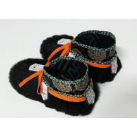 【B-101】毛靴(飾り用)