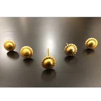 ひまわり鋲金具