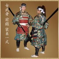 【L4-10】女武者鎧 (レンタル)