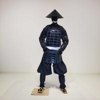 【O-071】●黒畳鎧(日覆無し)