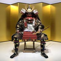 【L1-006】島津義弘大鎧 (本格レンタル)