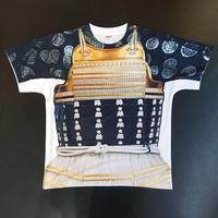 武将Tシャツ    直江兼続(子供サイズ)130cm