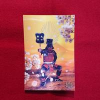 ポストカード      豊臣秀吉      3DC3