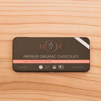 NOX PREMIUM ORGANIC CHOCOLATE -ACAI-