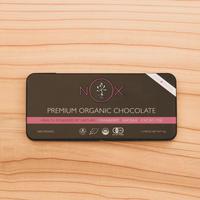 NOX PREMIUM ORGANIC CHOCOLATE -CRANBERRY-