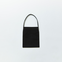 FLAT BAG|Small Black