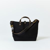 BOAT TOTE|Shoulder Strap All Black