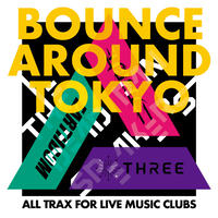 """THE DEAD PAN SPEAKERS  """"BOUNCE AROUND TOKYO All Trax For Live Music Clubs"""" [CD]"""