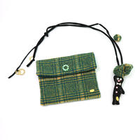 Wool mini doll & pouch -10