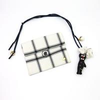 Wool mini doll & pouch -12