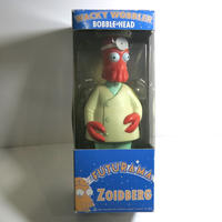 Funko -Wacky Wobbler-Bobble Head(ボビングヘッド):フューチュラマ ゾイドバーグ