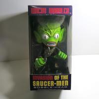 Funko -Wacky Wobbler-Bobble Head(ボビングヘッド):暗闇の悪魔 大頭人の襲来