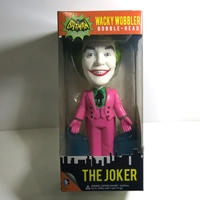Funko -Wacky Wobbler-Bobble Head(ボビングヘッド):バットマン(ジョーカー)
