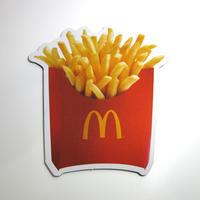 McDonald's  フライドポテト マウスパッド