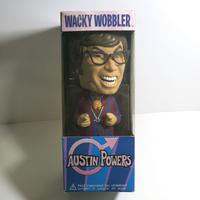 Funko -Wacky Wobbler-Bobble Head(ボビングヘッド):オースティンパワーズ  マイク