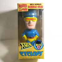 Funko -Wacky Wobbler-Bobble Head(ボビングヘッド):X-MEN サイクロプス