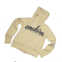 """Grasshopper RECORDS OFFICIAL Hoodies """"BAGE body (black print)"""""""