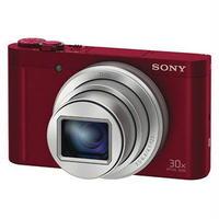DSC-WX500/R DSC-WX500-R ソニー デジタルカメラ「Cyber-shot WX500」(レッド)
