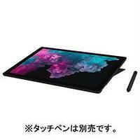 Surface Pro 6 KJV-00028 あらゆるシーンで活躍する真のモバイルPC。