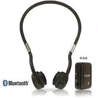 SMV-60431 「骨伝導」で聴く、新しい生活。いつもの「音生活」をもっと快適に。骨伝導で直接伝わるからクリアな音も耳に入れるイヤホンタイプが痛い方にも。