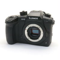 DC-GH5-K body 【中古】 《並品》 Panasonic LUMIX DC-GH5 ボディ [ デジタルカメラ ]