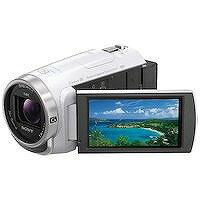 HDR-CX680/W 新品 ソニー SONY ビデオカメラ Handycam 光学30倍 内蔵メモリー64GB ホワイト HDR-CX680-W
