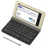 XD-SR6500GD カシオ 電子辞書「エクスワード(EX-word)」(生活・ビジネスモデル、160コンテンツ収録) XD-SR6500GD シャンパンゴールド