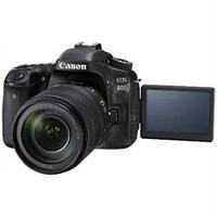 EOS 80D EF-S18-135 IS USM LKIT 【新品】キヤノン(Canon)EOS 80D【EF?S 18?135 IS USM レンズキット】/デジタル一眼レフカメラ