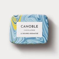 「ヌーベルショコラ・ブロンド・トロワ」発酵バターとブロンドチョコレートに三種のナッツ