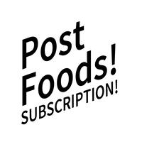 【送料無料】(1ヶ月サイクル)シェフの絶品スイーツが毎月ポストに届く人気のサブスク「PostFoods! / ポストフーズ!」※テスト販売