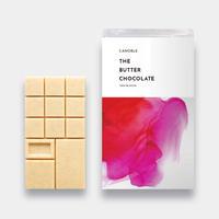THE BUTTER CHOCOLATE No.002「ジンジャーアマレット」ホワイトチョコレートに杏仁フレーバーとジンジャーの辛味(2020年3月中旬以降の発送)