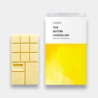 【2020年新物瀬戸田レモン使用】THE BUTTER CHOCOLATE No.004「瀬戸内レモンバターチョコレート」(発送目安:注文から1ヶ月〜2ヶ月)