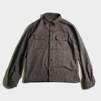 NEP TWEED SHIRTS (NAVY TWEED)
