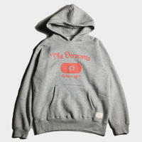 THE DERACOTTA PULLOVER HOOD