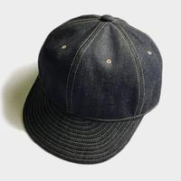 DRC BASEBALL WORK CAP (INDIGO)