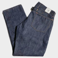 BUCKLE BACK DENIM PANTS