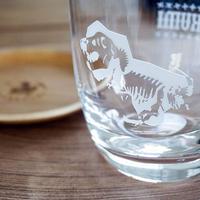 化石なグラス