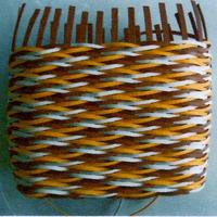 よろい編みの仕方