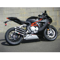 Slip-on MV Agusta F3 675/800 Carbon Fiber