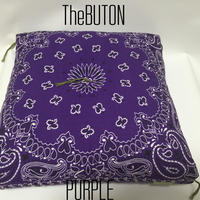 TheBUTON BANDANA PURPLE