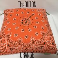 TheBUTON BANDANA ORANGE
