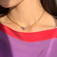 Dewdrop Necklace (K23GP)