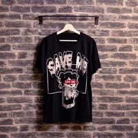 """""""千秋を救うツアー2""""ツアーTシャツ  SAVE ME!!"""